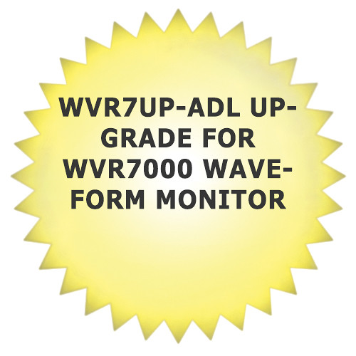 Tektronix WVR7UP-ADL Upgrade for WVR7000 Waveform Monitor