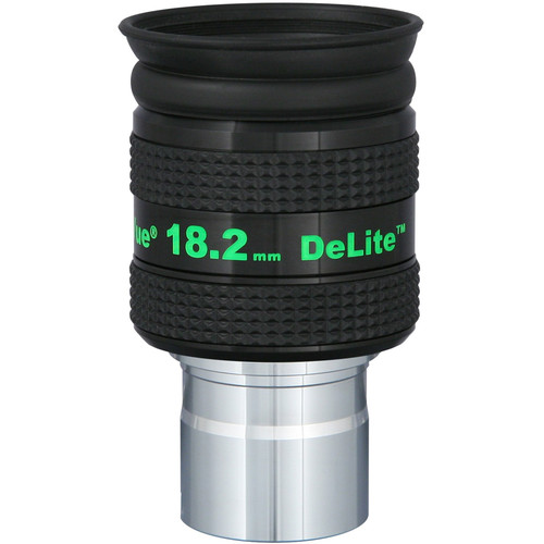 "Tele Vue DeLite Series 18.2mm Eyepiece (1.25"")"