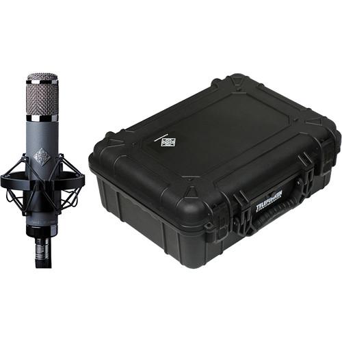 Telefunken AR-51 Multi-Pattern Tube Condenser Microphone with Flight Case