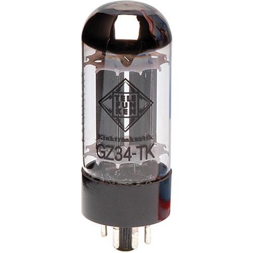 Telefunken GZ34-TK Black Diamond Series Rectifier Tube