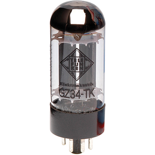 Telefunken GZ34-TK Black Diamond Series Rectifier Tube