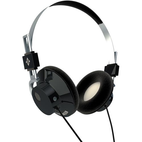 Telefunken Hancock Closed-Back Over-the-Ear Headphones (Black)