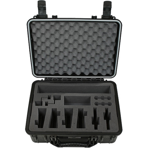 Telefunken HC87 Hardshell Flight Case for DC6 & DC7 Microphone Systems