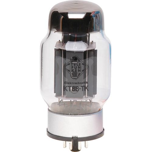 Telefunken KT88-TK Black Diamond Series Guitar Power Amplifier Tube