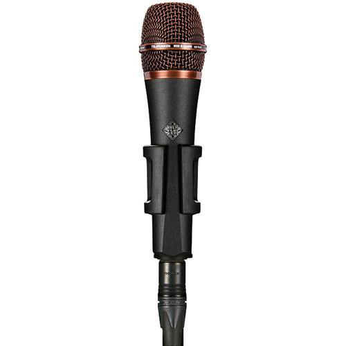 Telefunken M80 Custom Handheld Supercardioid Dynamic Microphone (Black Body, Copper Grille)