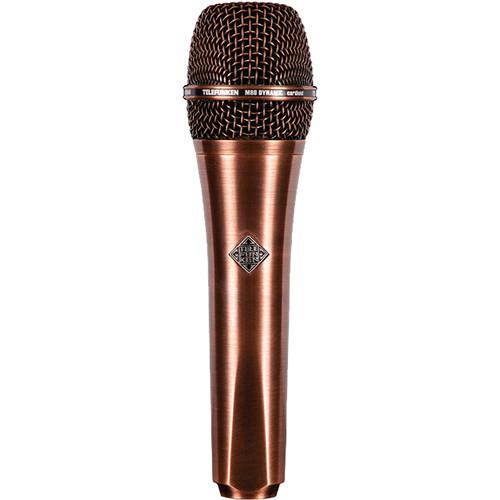Telefunken M80 Custom Handheld Supercardioid Dynamic Microphone (Copper Body, Copper Grille)