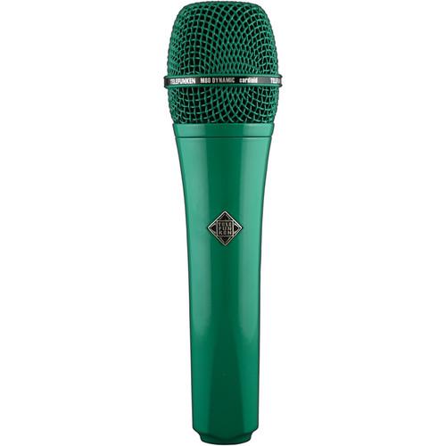 Telefunken M80 Custom Dynamic Handheld Microphone (Green)