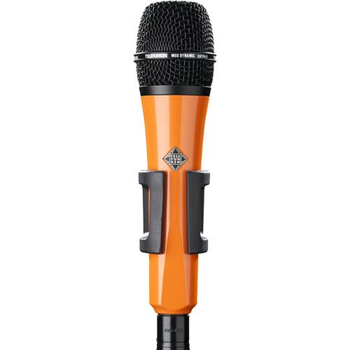 Telefunken M80 Custom Handheld Supercardioid Dynamic Microphone (Orange Body, Black Grille)