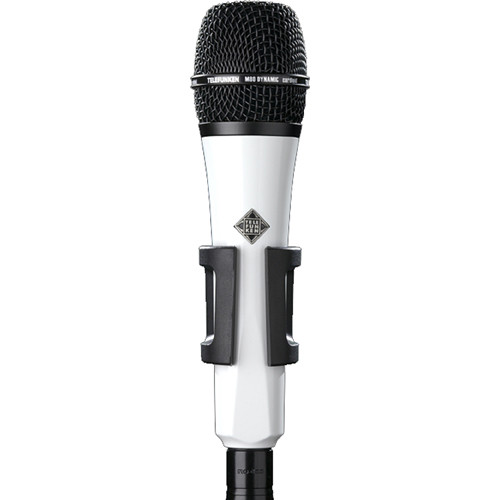 Telefunken M80 Custom Handheld Supercardioid Dynamic Microphone (White Body, Black Grille)