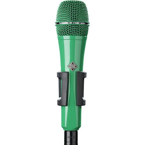 Telefunken M81 Custom Handheld Supercardioid Dynamic Microphone (Green Body, Green Grille)
