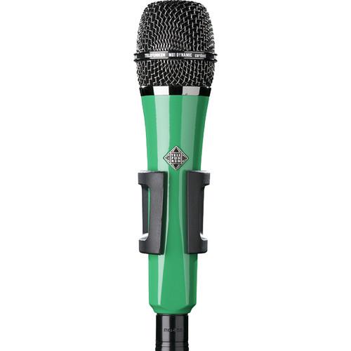 Telefunken M81 Custom Handheld Supercardioid Dynamic Microphone (Green Body, Black Grille)