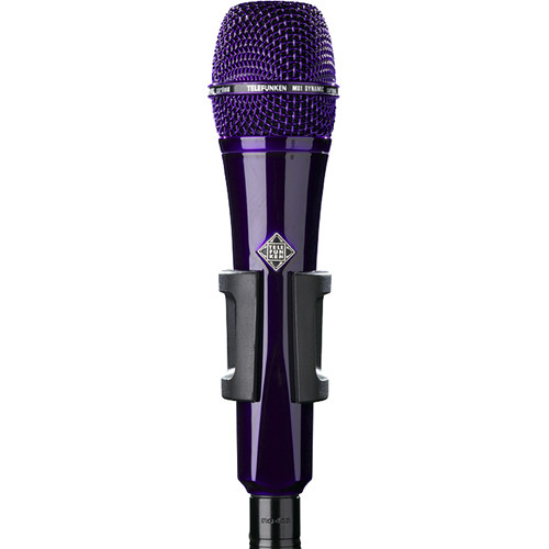 Telefunken M81 Custom Handheld Supercardioid Dynamic Microphone (Purple Body, Purple Grille)