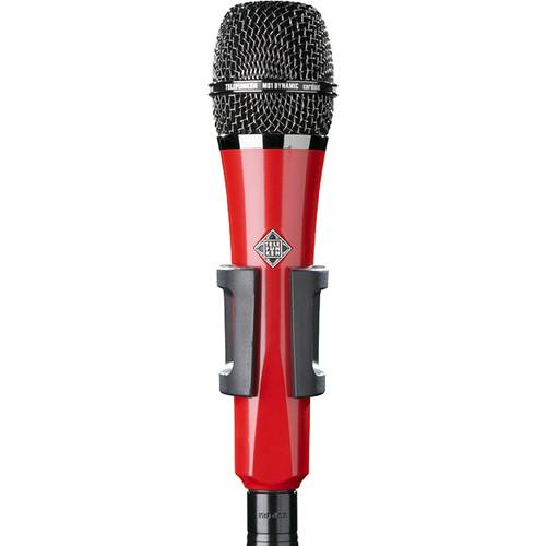 Telefunken M81 Custom Handheld Supercardioid Dynamic Microphone (Red Body, Black Grille)