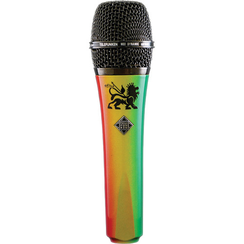 Telefunken M81 Reggae Universal Dynamic Microphone