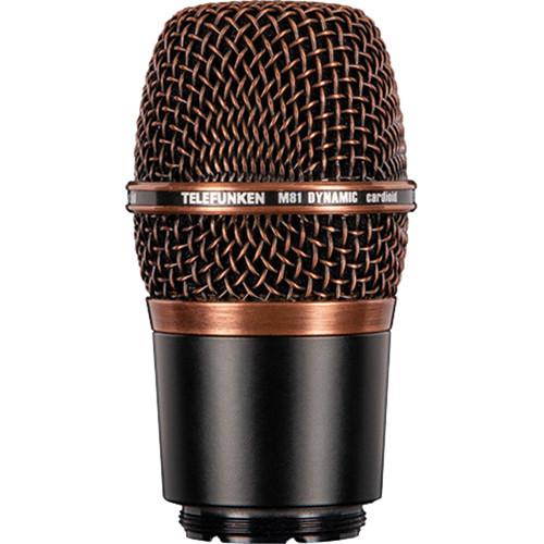 Telefunken M81-WH Copper Dynamic Wireless Capsule