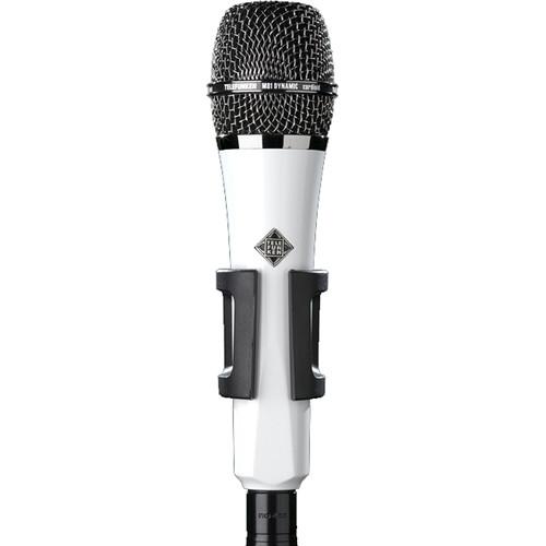 Telefunken M81 Custom Handheld Supercardioid Dynamic Microphone (White Body, Black Grille)
