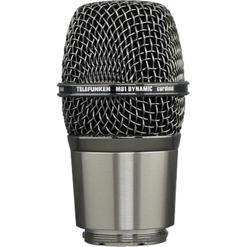 Telefunken M81-WH Wireless Supercardioid Universal Dynamic Microphone Capsule (Nickel)
