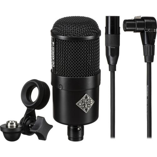 telefunken m82 large diaphragm dynamic microphone m82 dynamic. Black Bedroom Furniture Sets. Home Design Ideas