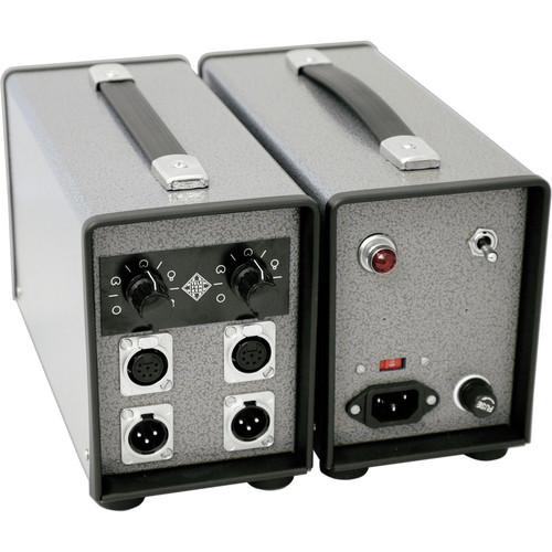 Telefunken M 901S Dual Power Supply for AK-47 Mk II, AR-51, and M16 MkII Microphones