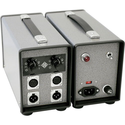 Telefunken M 901S Dual Power Supply for AK-47 Mk II, AR-51, and M16 MkII Microphones