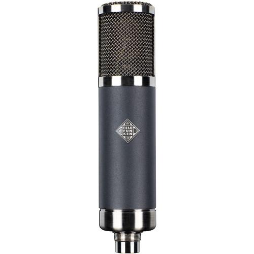 Telefunken TF47 3-Pattern Large Diaphragm Microphone System with M-903,803,703,782 Mounts&ZC03 Zipper Case