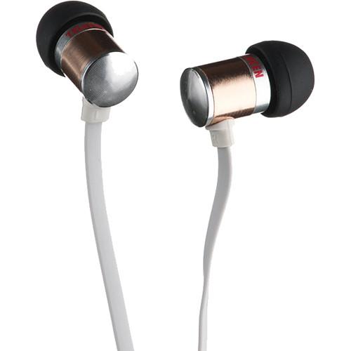 Telefunken TH-100c Noise Isolating Earphones (Copper)