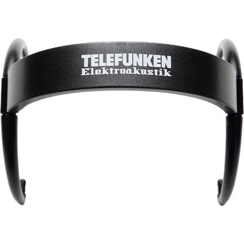 Telefunken Replacement Headband for THP-29 Isolation Headphones (Black)
