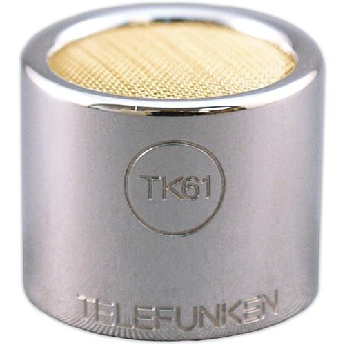 Telefunken TK61 Omnidirectional Capsule for M 260 and M60 Microphones