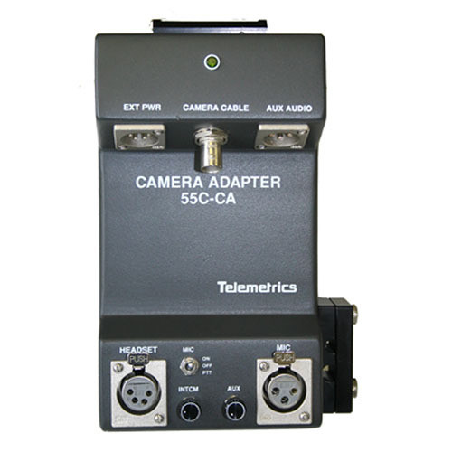 Telemetrics 55C-CA Camera Adapter