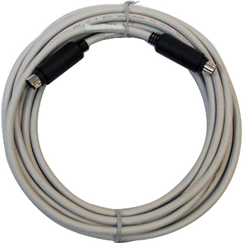 Telemetrics CA-RS-XU80-100 Serial Cable for Canon XU 80/81 Series Cameras (100')