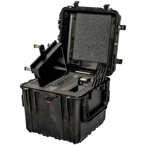 "Telescript CPRS150 Custom Hard Case for PRS150 15"" Fold and Go Teleprompter"