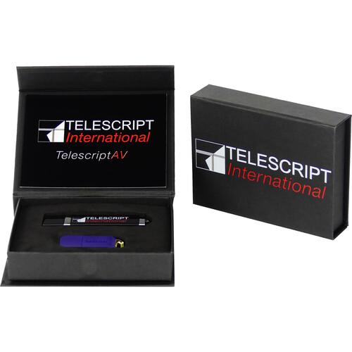 Telescript TeleScript AV Software