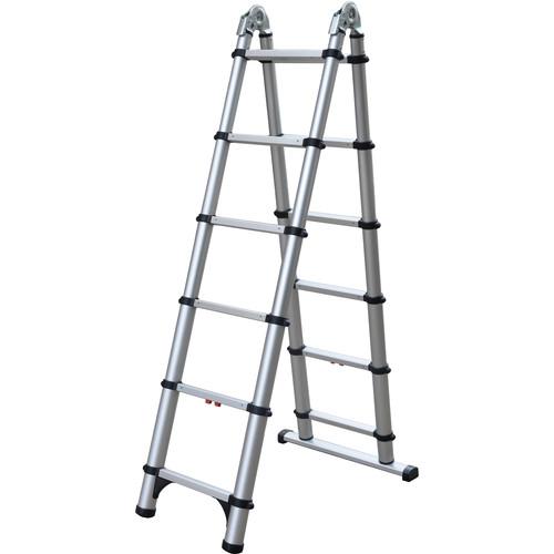 Telesteps Telescopic Step Extension Combi Ladder (11')