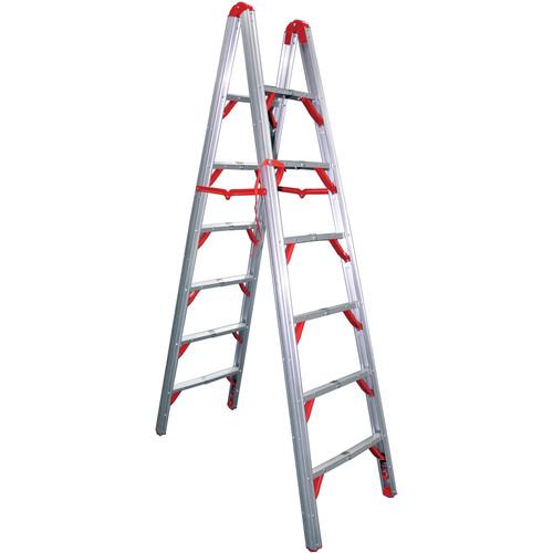 Telesteps Folding Double Sided Stik Ladder (7')