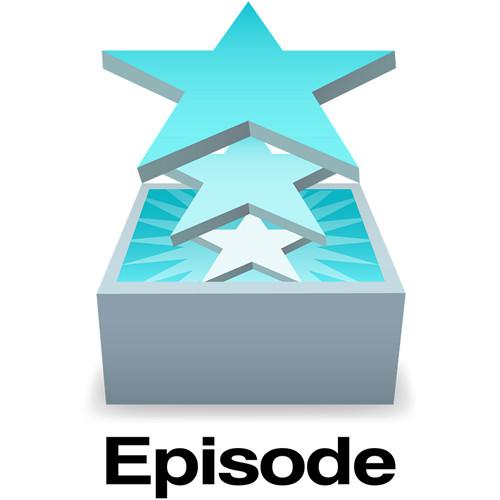 Telestream Episode Engine 7 with Premium Support Upgrade from Episode Pro 7 (Windows, Download)