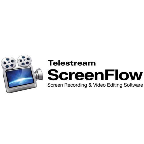 Telestream ScreenFlow 4.0 (Electronic Download)