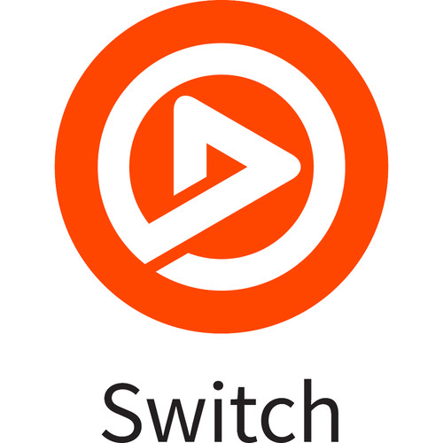 Telestream Switch 4 Pro for Mac - Upgrade from Switch Plus 4 (Download)