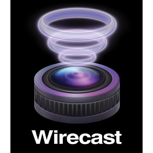 Telestream Wirecast Pro 5 (Windows)