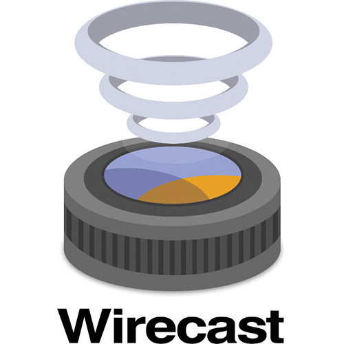 Telestream Wirecast Pro 6 Upgrade from Wirecast Pro 1.x to 4.x for Windows (Download)