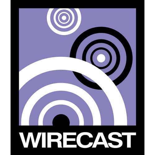 Telestream Wirecast Studio with HDV for Windows
