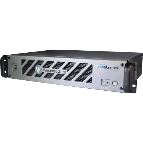 Telestream Wirecast Gear 420 Professional Video Streaming System (SDI)