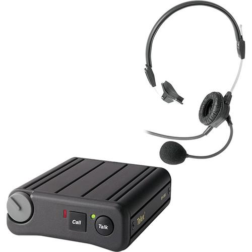 Telex BP-1002 Single-Channel Beltpack and PH-88 Headset Kit