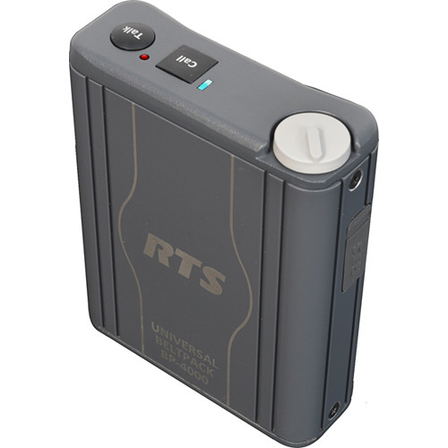 Telex RTS BP4000 Beltpack 5 Pin Headset