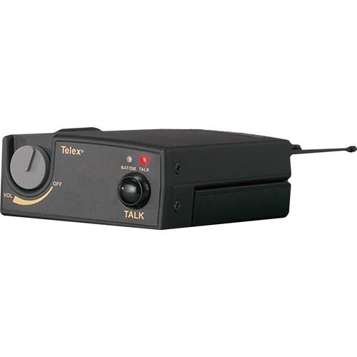 Telex TR-700 UHF Wireless Beltpack Transmitter