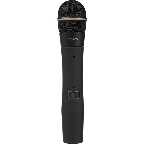 Telex HT-500D-G Wireless Handheld Microphone for FMR-500 Wireless Microphone System