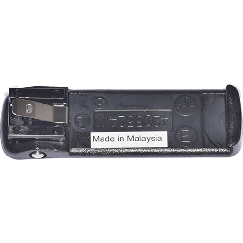 "Telex 3"" Spring Action Belt Clip for Telex TR-80N Intercom System"