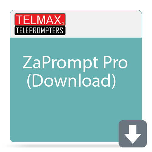 Telmax ZaPrompt Pro (Download)