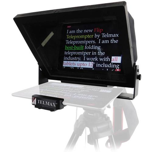 Telmax FLIP PROMPTER Folding iPad & Tablet Teleprompter