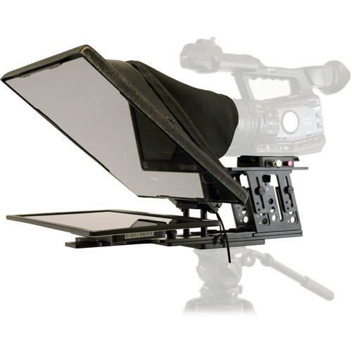 """Telmax Futura 15"""" LCD Teleprompter with 15"""" LCD Monitor"""