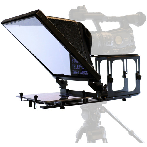 Telmax G2 Teleprompter with iPad Pro Cradle